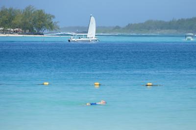 モーリシャス[Mauritius](2)[ブルーベイ(Blue Bay)、イルオセルフ(I…