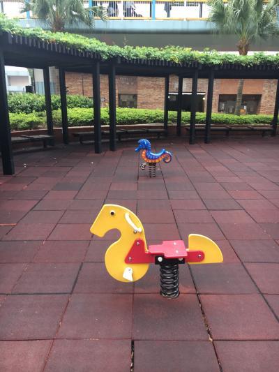 春節の香港で3歳子連れバースデイ Day3~4 ホテルアイコンでお祝いランチ