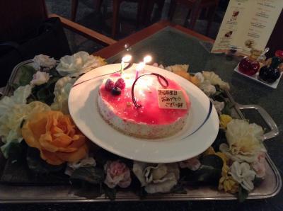 ヒルトン名古屋~1泊14万円の幻のスイートルーム&HPCJのケーキ~