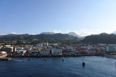 1週間ちょいのカリブ海クルーズ旅行*ドミニカ国