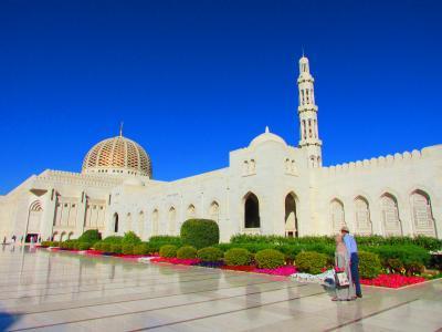 402. Oman マスカットを歩く [オマーン編Part1]