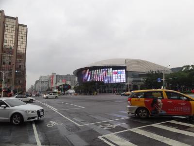 2015→2016 台北で年越し⑨冠京華/中山北路二段/KホテルⅡ窓なしスイート