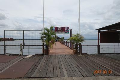 常夏のマレーシア オラウータンとドリアンを求めて Go !! その1
