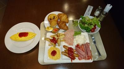福岡の朝食ビュッフェの備忘録 Part2 博多エクセルホテル東急編