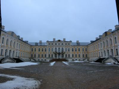 冬のバルト三国・フィンランド8日間の旅⑤リガ~ルンダーレ~リガ~タリン
