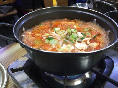 韓国ソウル、おすすめグルメを探す旅1