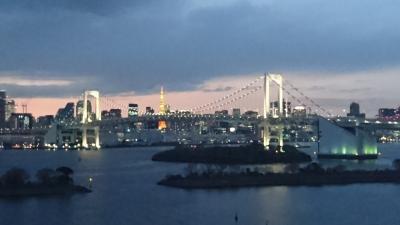 挙式1周年記念ディナー@ヒルトン東京お台場・日本料理「さくら」