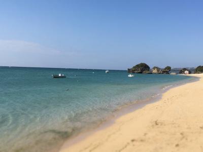 家族5人で二泊三日の沖縄旅行