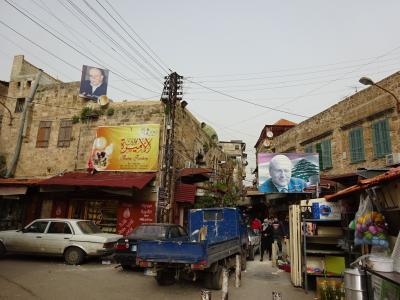 3連休でレバノン(1) トリポリ