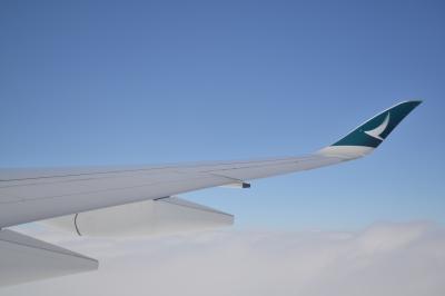 キャセイパシフィック航空で行く!台湾・香港周遊旅行