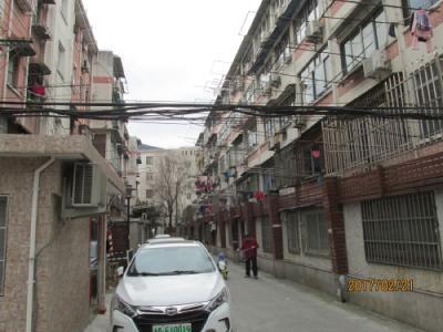 上海の八佰弄・上南路集合住宅