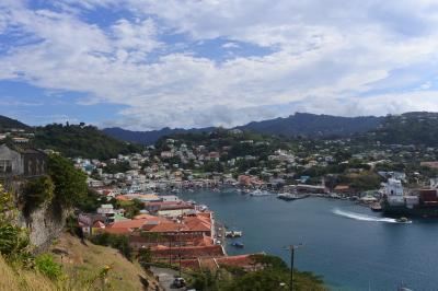 1週間ちょいのカリブ海クルーズ旅行*グレナダ