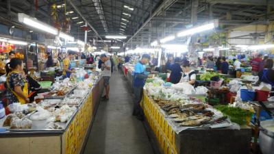 スローライフチェンマイ~チャーンプアック市場