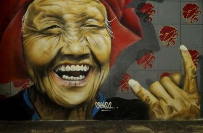 カ・ラ・フ・ル、チャイナタウン(Colorful China Town)