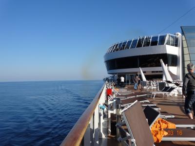 MSCスプレンディダ号で巡る地中海クルーズ 5