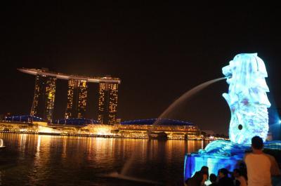 3泊5日 シンガポール