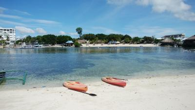 バニラ直行便で行くセブ島格安の旅 マリバゴ・ブルーウォーター アムマスパスイート
