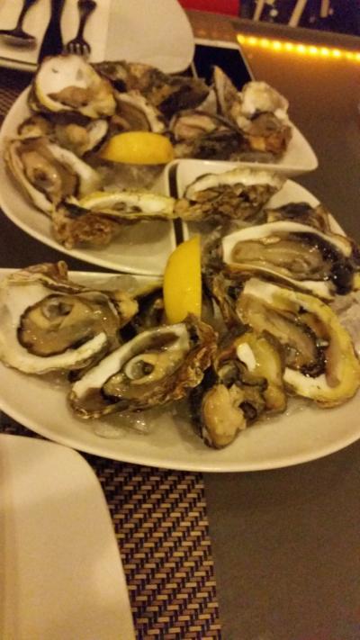 きっちりリピート ラブセブ島3夕食