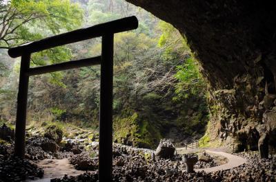 神話の故郷高千穂へ【3】~廃線と丘と牛と~