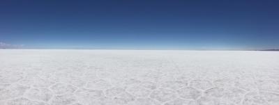 天空の鏡ウユニ塩湖へ!(4日目)