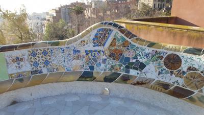 憧れのバルセロナの旅 途中寄り道あり