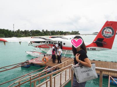 シンガポール航空ビジネスで行く初めてのモルディブ~欲張り2つのリゾートへ~フィノール編