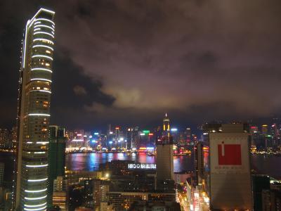 2015北京から行く 香港・マカオ食べ歩きの旅 1
