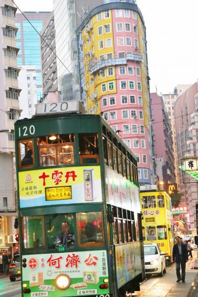 雨にもマケズ、トラムで、ゴトゴトパトロール♪レトロとおされが交差する不思議な香港☆〆は、キャセイのファーストクラス・ラウンジで♪vol.3