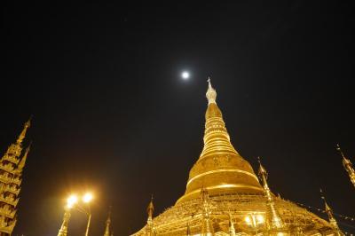 ミャンマーへ行ってみた(^^♪ 1,2日目 家から東京へ翌日成田からヤンゴンへ