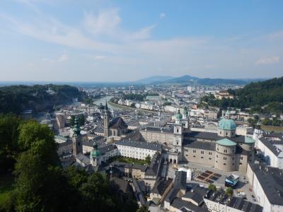 2015.08.09-15南ドイツ・オーストリア旅行<4>3日目[午後](8/11)