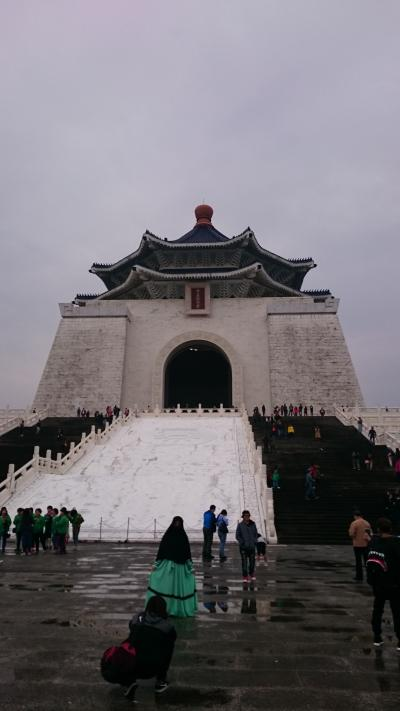 9歳と二人旅、台北前半!