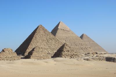エジプト旅行最終日  カイロ