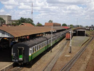 ちょこっとケニア(ケニアレイルに乗って)その1、ナイロビ