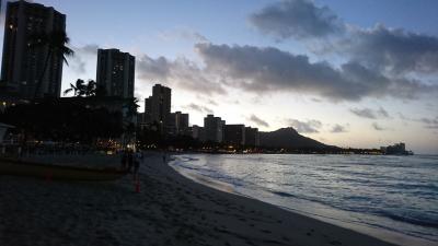 また来ちゃったよハワイ・・・の巻 帰国日
