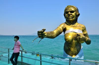 タイ バンコクから最も近いアイランドリゾート サメット島でちょっぴり南国気分 オッサンネコの一人旅