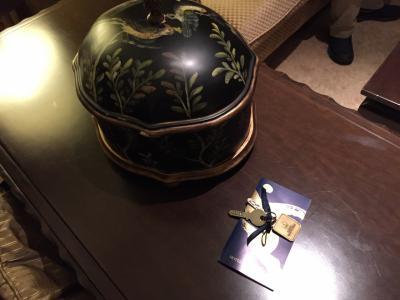 横浜のクラシックホテルに泊まる