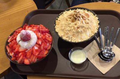 よく食べ、よく飲み、よくがんばりました、ソウル2泊3日!