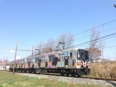 元地下鉄銀座線の01系に会いに行く九州の旅