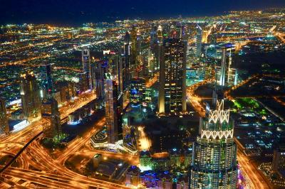 【UAE】ドバイ・アブダビ・シャルジャ3つの首長国を巡る4泊6日(3日目)