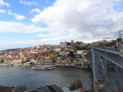 ちょっとマニアックなスペインと王道のポルトガル観光ツアー(2)サラマンカ→ポルト <ドウロ川の街並みとアズレージョを楽しむ>
