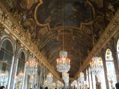 ②2017初めてのパリ7日間~2日目~ベルサイユ宮殿とプチ・トリアノン