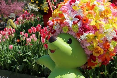 ガーデンネックレス横浜2017、みなとガーデン・・・