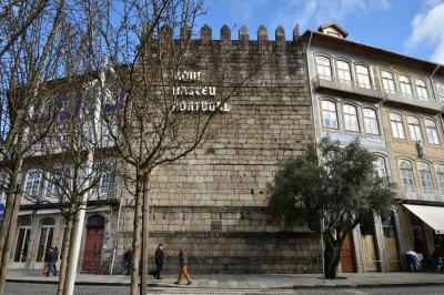ユーラシア大陸最西端の国ポルトガル1人旅 初めに少しスペインも その4:ギマランイス編 ポルトガル誕生の町ギマランイス
