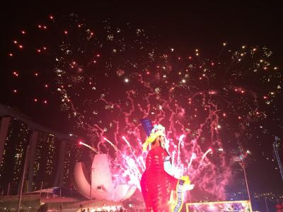 チャイニーズニューイヤーのシンガポールをいかに楽しむか?②~2日目 シンガポール観光とカウントダウン~