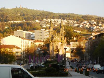 北ポルトガル・ギマランイス歴史地区