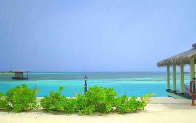 素朴な自然派リゾート・モルデイブ= /   and  Maldives
