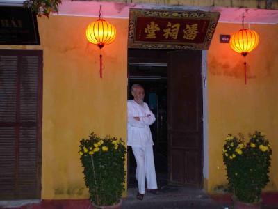 2017年3月休暇ダナン 5 ホイアンのランタンフェスティバルを見に行く Hoi An