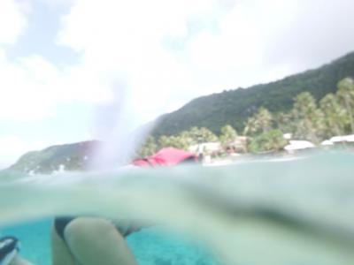 大好きGuamは毎日が海三昧。