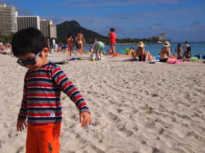 自由気ままにぷらぷら家族でハワイ