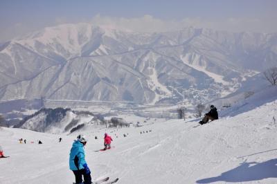 苗場プリンスホテルと苗場スキー場 三世代で巡るスキー旅行下見